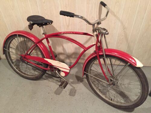 1950 Schwinn Motor Model S-4 Whizzer bicycle