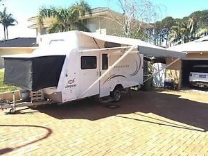 Jayco Expanda 16:49-1,  2012 (November built)- Great Family Van Winthrop Melville Area Preview