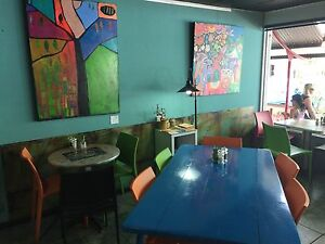 Cyclone Cafe is for sale Parap Darwin City Preview