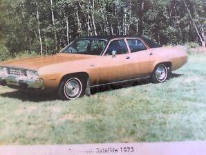 Plymouth Satellite 1973