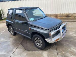 1994 Suzuki Vitara JX Manual SUV Victoria Park Victoria Park Area Preview
