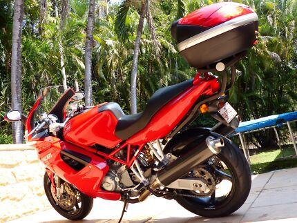 Ducati ST3S