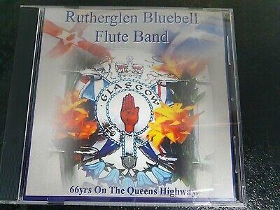 RUTHERGLEN BLUEBELL FLUTE BAND CD