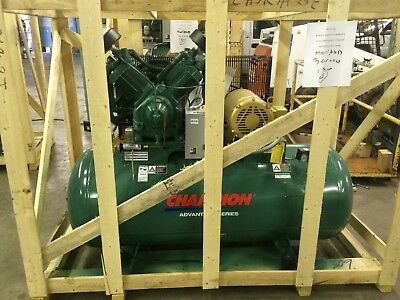 10 hp Champion Advantage series industrial duty air compressor