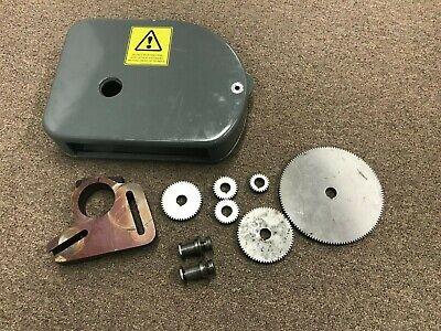 Hardinge Hlv-h Lathe Metric Change Gear Kit Hla0006828 Hlvh Hlv Feeler