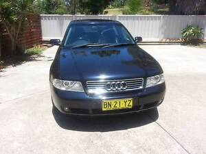 2000 Audi A4 Sedan Turbo Belmont Lake Macquarie Area Preview