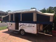 Jayco Hawk with full annex Camden Camden Area Preview