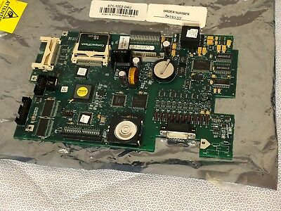 Burdick Ekg Front End Digital Board 670-1002 Logic Pcbd