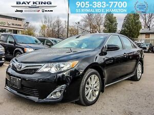 2014 Toyota Camry XLE, BACK UP CAM, BLUETOOTH, NAV, LEATHER