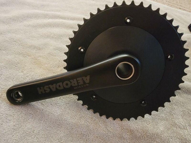 State Bicycle Co. Essor USA - Aerodash Track Crankset w/ BSA Bottom Bracket