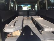 2000 Toyota Land Cruiser troop carrier rear seats full set North Curl Curl Manly Area Preview