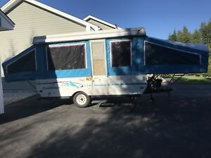 1999 Coachmen 1260 clipper ***** with toilet ***