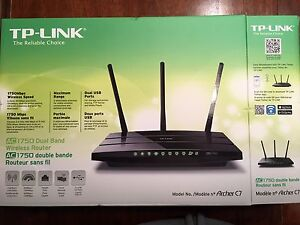 TP-Link Duel Band Wireless Router