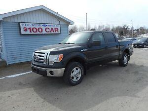"""2009 Ford F-150 4WD SuperCrew 145"""" X"""