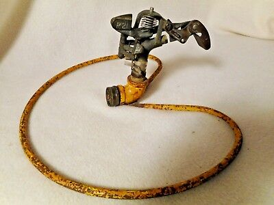 Vintage Water Sprinkler Nelson Water Sprinkler Folk Art Base Water Sprinkler