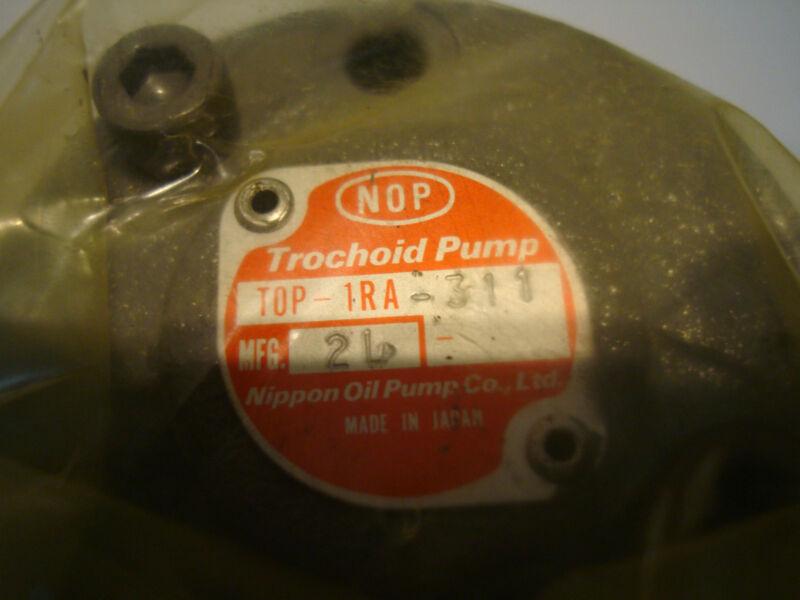 NOP Trochoid Pump 1RA Series TOP-1RA-311