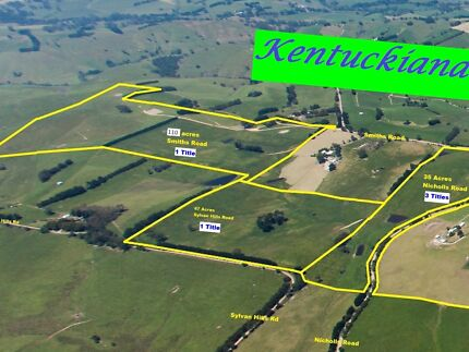 South Gippsland's best 193 acres!