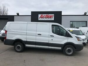 2018 Ford Transit T250 Low Roof 130wb. fin or lease from 5.99%oa