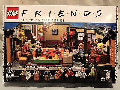 LEGO IDEAS FRIENDS TV Show CENTRAL PERK Park Set 21319 Brand New IN BOX RARE!!