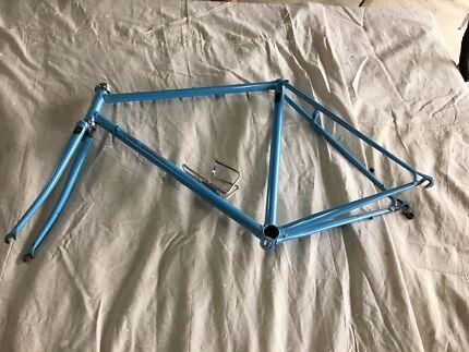 Vintage Bicycle frame (1972 Jim Bundy)