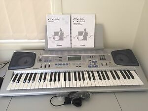 keyboard casio ctk 591 keyboards pianos gumtree australia free local classifieds. Black Bedroom Furniture Sets. Home Design Ideas