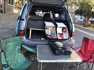 Very reliable Toyota campervan long rego full equipped Sydney City Inner Sydney Preview