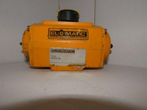 El O Matic EB0040 Pneumatic Actuator 120 PSI