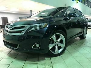 2015 Toyota Venza Limited V6 AWD GPS Cuir Toit Pano