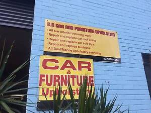 SA Car and Furniture Upholstery Ryde Ryde Area Preview