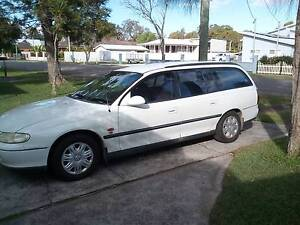 1998 Holden Commodore Wagon Chittaway Point Wyong Area Preview