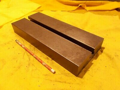 T Slotted Table Mill Milling Grinder Grinding Fixture Holder Tool Slot Plate