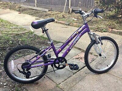 Schwinn Stylist 20 Kids  Mountain Pink Bike, 7 Speed  + Helmet RRP £275