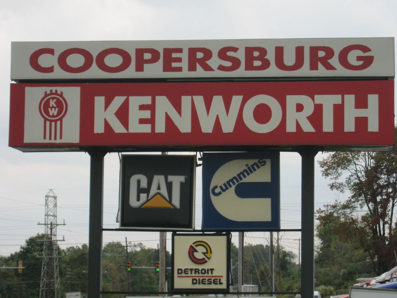 KENWORTH PARTS DEALER