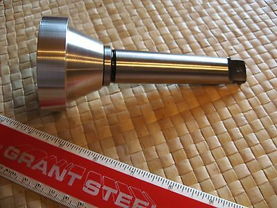 MT2 Drill Center Tailstock Drill Pad for Lathe Lathe Drill Pad
