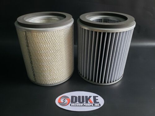 Polyester Air Inlet Filter for BUSCH 0400/0630 Vacuum Pump