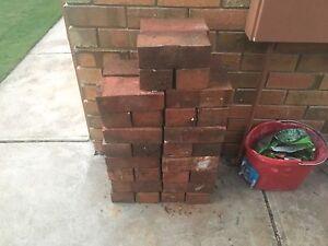 Free red bricks and used brick Moana Morphett Vale Area Preview