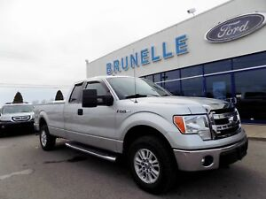 Ford F-150 2013 XLT boîte 8' Max Payload caméra