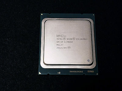 Intel Xeon Processor E5-1620 v2 Quad-Core 3.7GHz SR1AR LGA2011 CPU