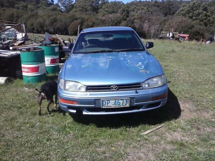 1993 Toyota Camry Sedan Boat Harbour Port Stephens Area Preview