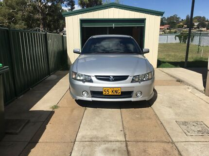 2004 Holden commodore VY SS series 2