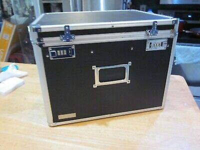 Vaultz Locking File Chest Storage Boxlegal Black 16-12 X 13-12 X 12-12