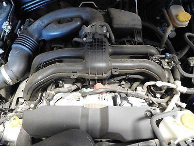 ENGINE 2014 SUBARU IMPREZA 2.0L NON-TURBO MOTOR WITH 36,351 MILES