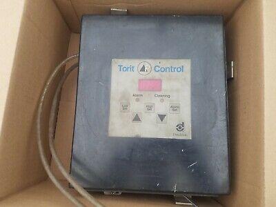 Donaldson Torit Dust Collector Delta P Control