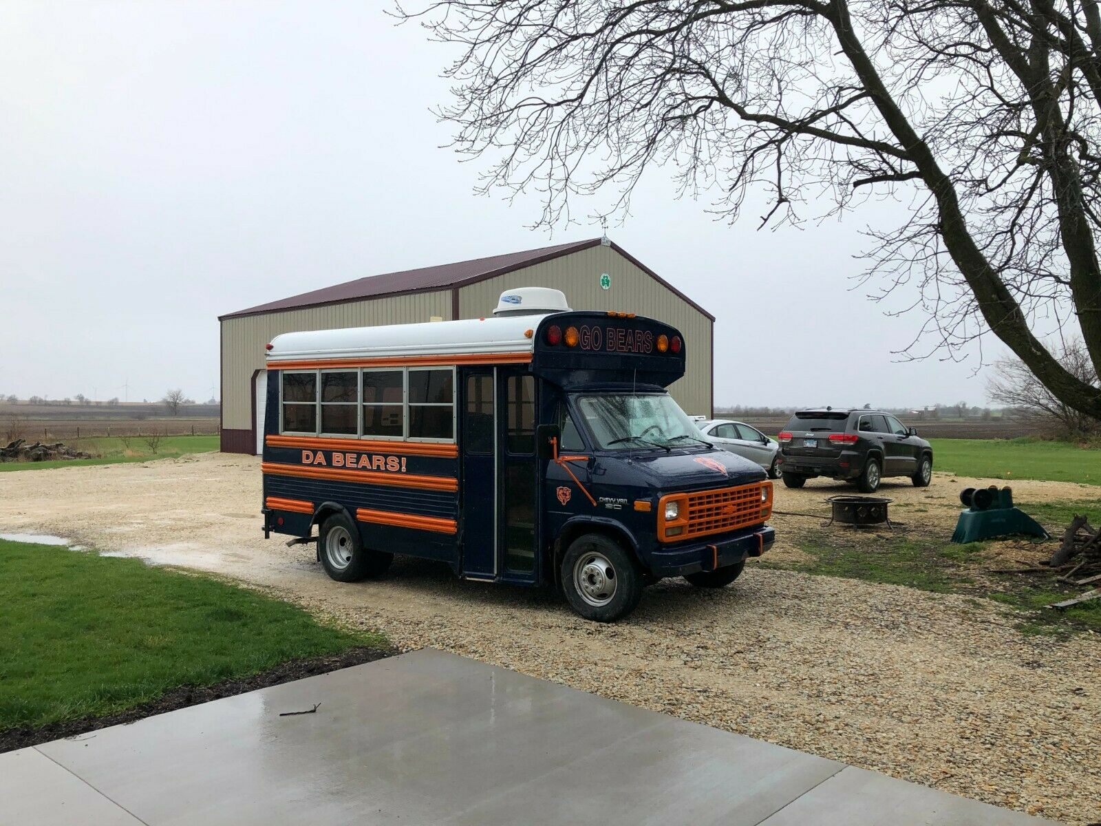 1992 Chevrolet G30 Party Bus