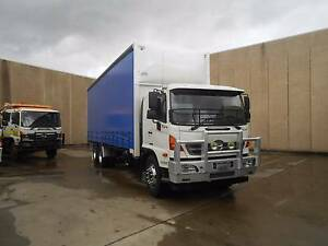 2012 Hino 500 Series 1728 GH Curtainsider Laverton North Wyndham Area Preview