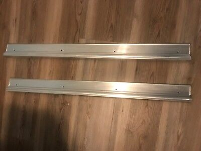 67-76 Mopar A Body Dart Duster Barracuda Demon Door Sill Plates USA