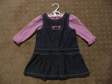 Size 0 Bambini Dress and Top Set Winthrop Melville Area Preview