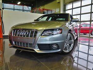 Audi S4 Quattro Premium S tronic TOIT 0 ACCIDENT NAV CUIR ROUGE 
