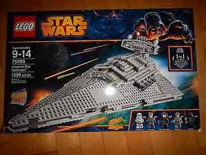 Lego Star Destroyer 75055 New In Sealed Box