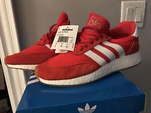 Adidas Iniki - Red Men's Size 8 New